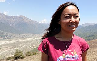 Tibetan environmentalist tour to Australia