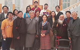 Tibet Lobby Day – 18 & 19 June 2018