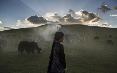 Climate change, battery boom threatens life on the Tibetan Plateau