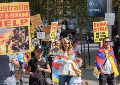 March 10 rally sydney to add