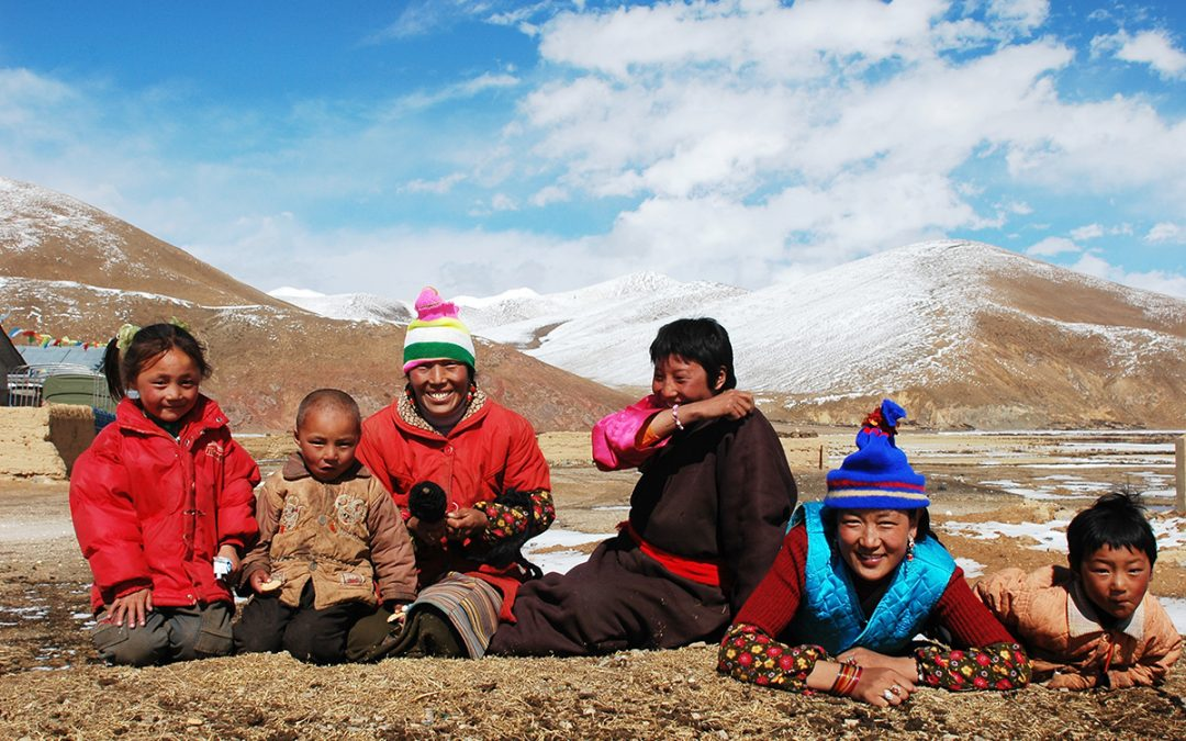 Online auction – Building a better future for Tibet's nomads