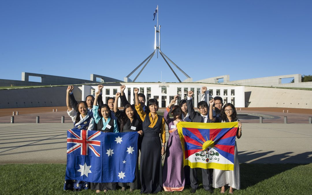 Tibet Lobby Day 2019: Amplifying the Tibetan voice in Canberra