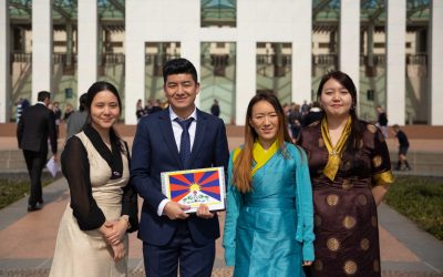 Meet the Tibet Lobby Day 2019 delegates
