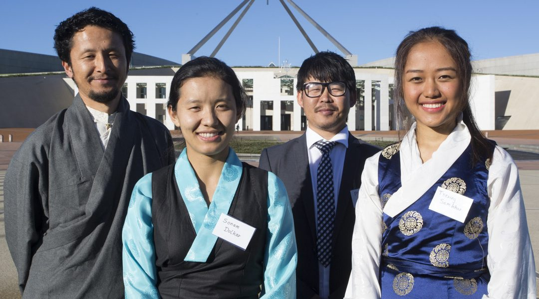 Ask your MP to meet Tibetans