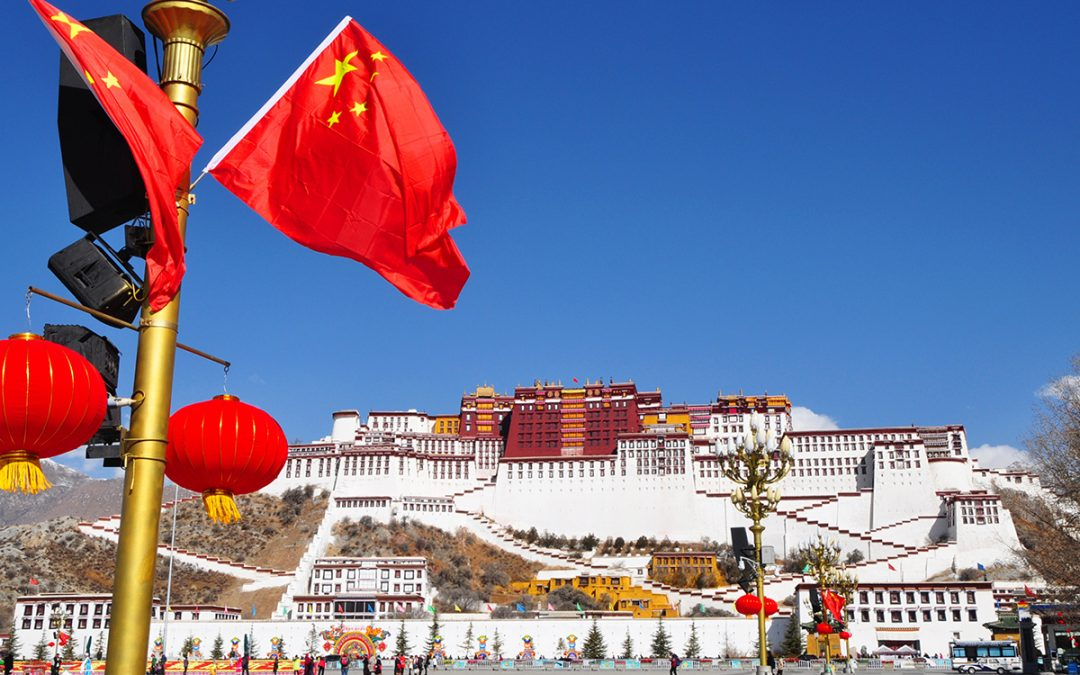 Tibetans visit Canberra to call for first-ever Australian legislation on Tibet