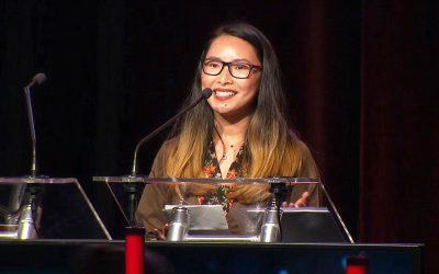 Pema, a microphone for Tibetan voices