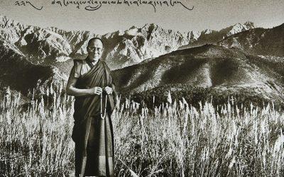 Tibet calendar 2020: Glimpses into a life of wisdom