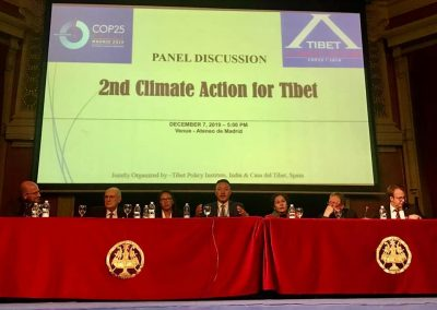 COP25 - Tibet 5