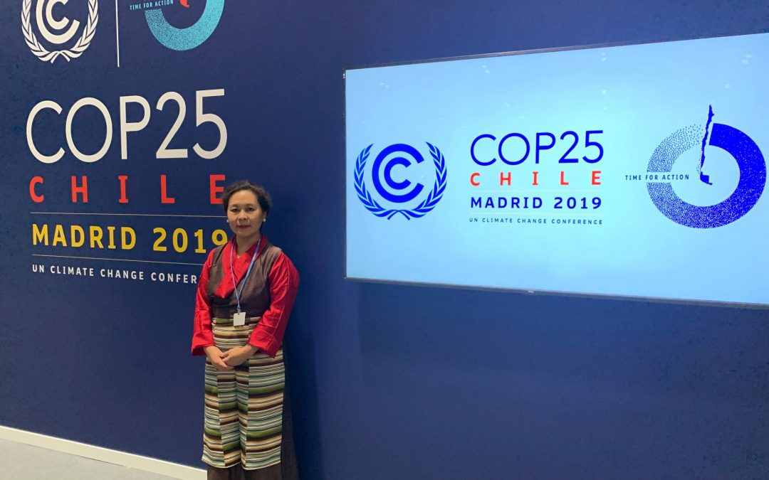 Reflections for Tibet from COP25