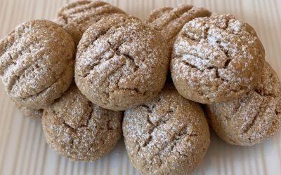 #Cook4Tibet episode 2: Tsampa cookies