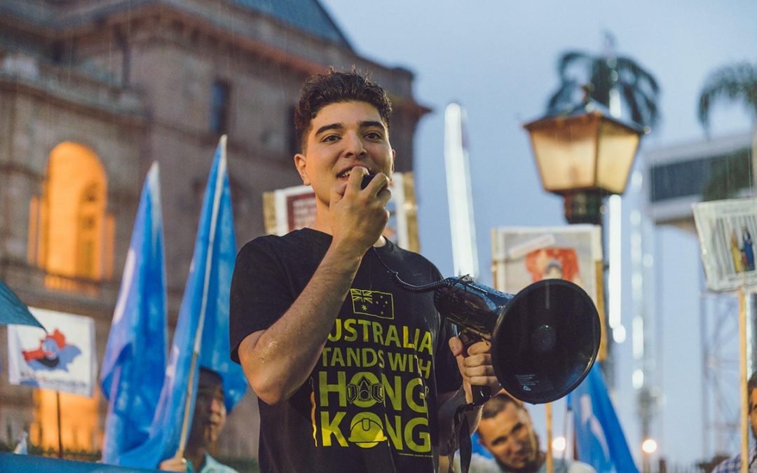 Letter to University of Queensland Chancellor: We stand with Drew Pavlou
