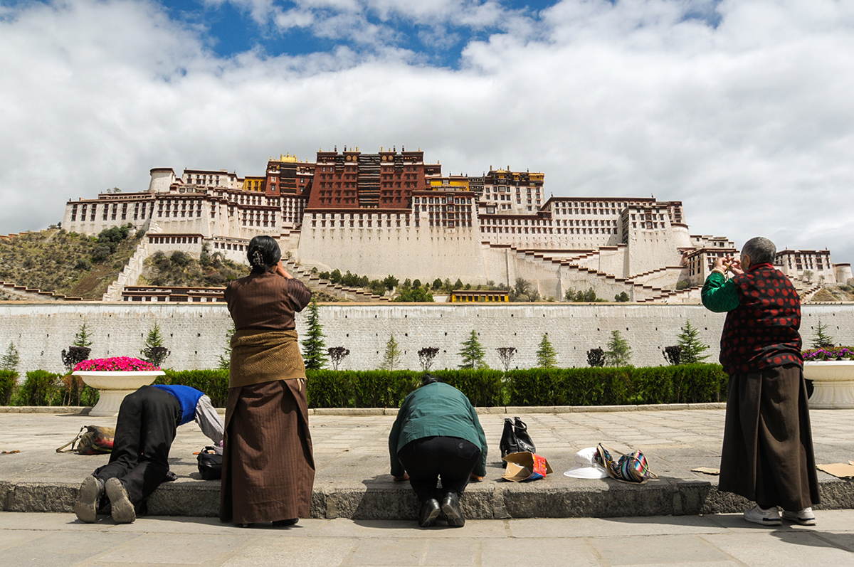 Access to Tibet, it's time