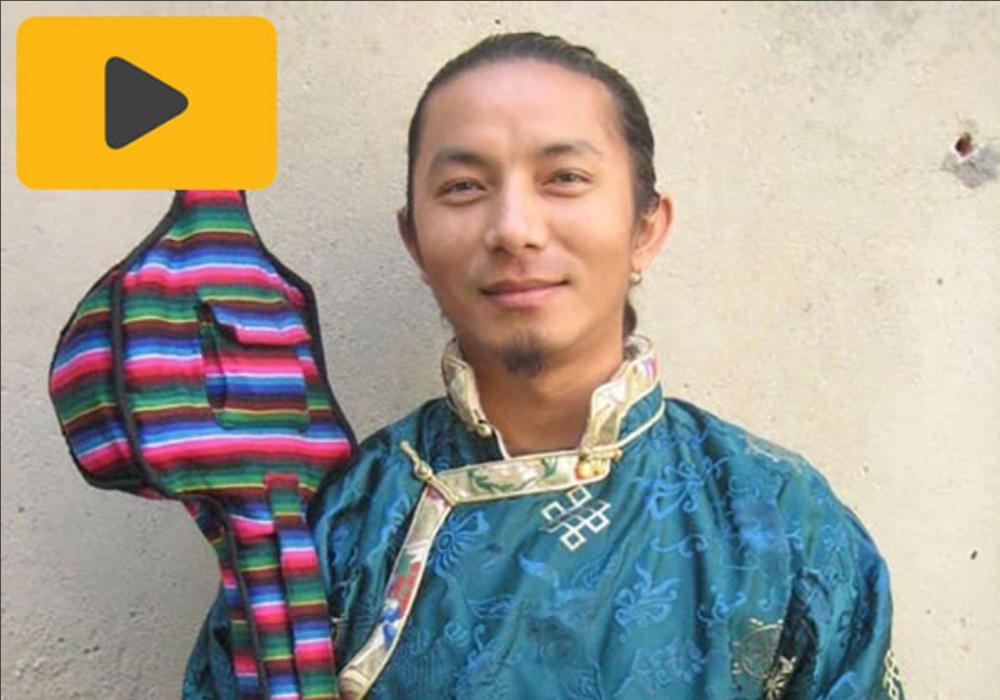 Tenzing Yeshi, the musician