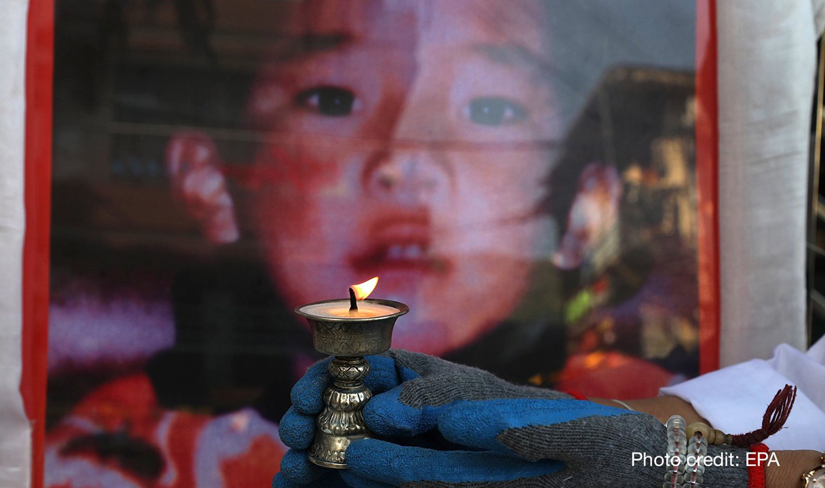 Petition – Free the Panchen Lama