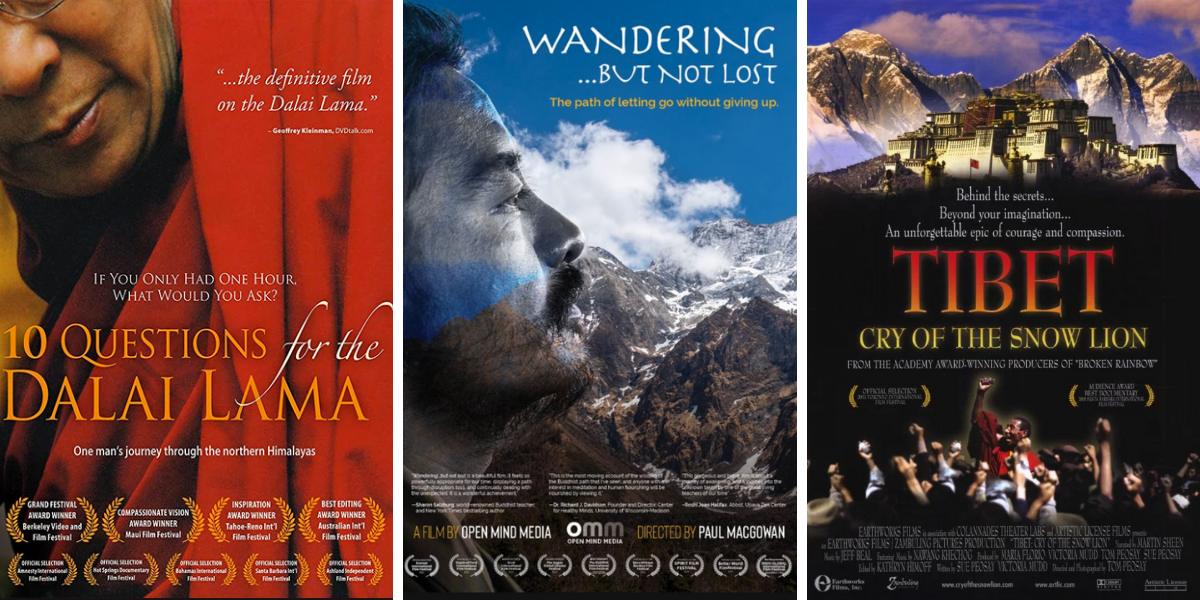 Tibet documentaries and movies