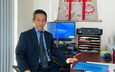 Karma Singey begins as new Tibet Information Office Representative